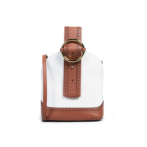 Addicted Brogue Bracelet Bag