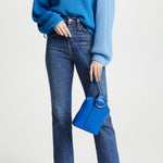Addicted Bracelet Bag in Ocean Blue | Parisa Wang | Featured