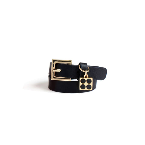 Infinity Leather Bracelet Choker | PARISA WANG