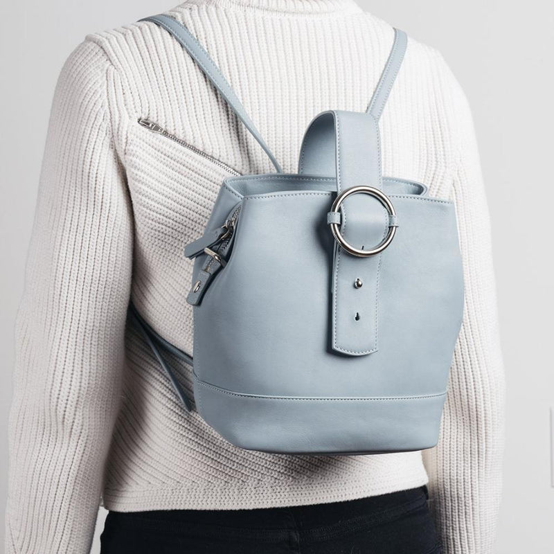 Addicted Backpack in Cloudy Blue | Parisa Wang | Featured