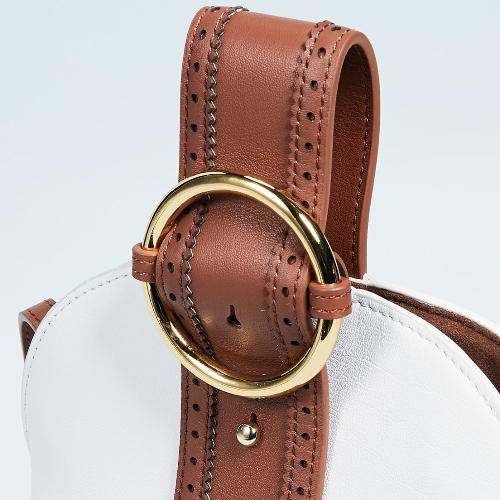 Addicted Bracelet Bag Brogue