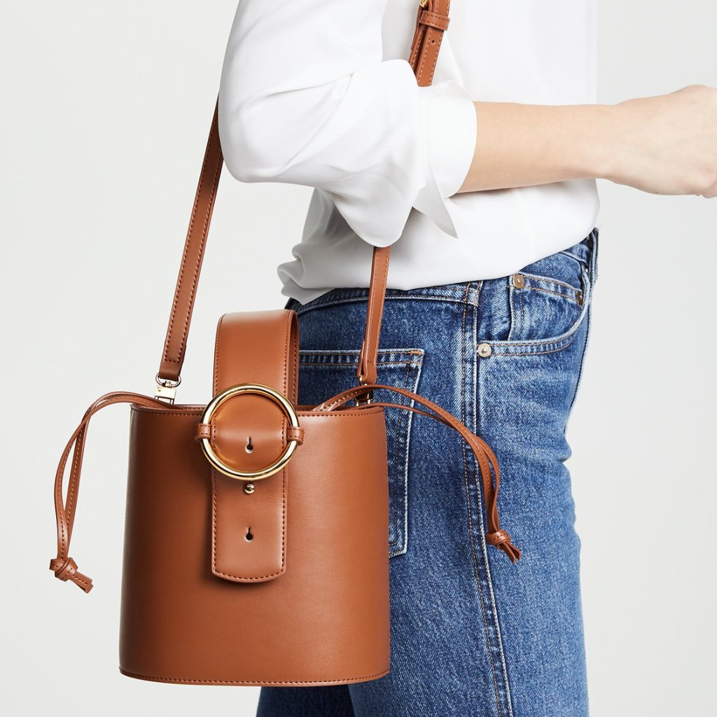 Allured Bucket Bag | Parisa Wang