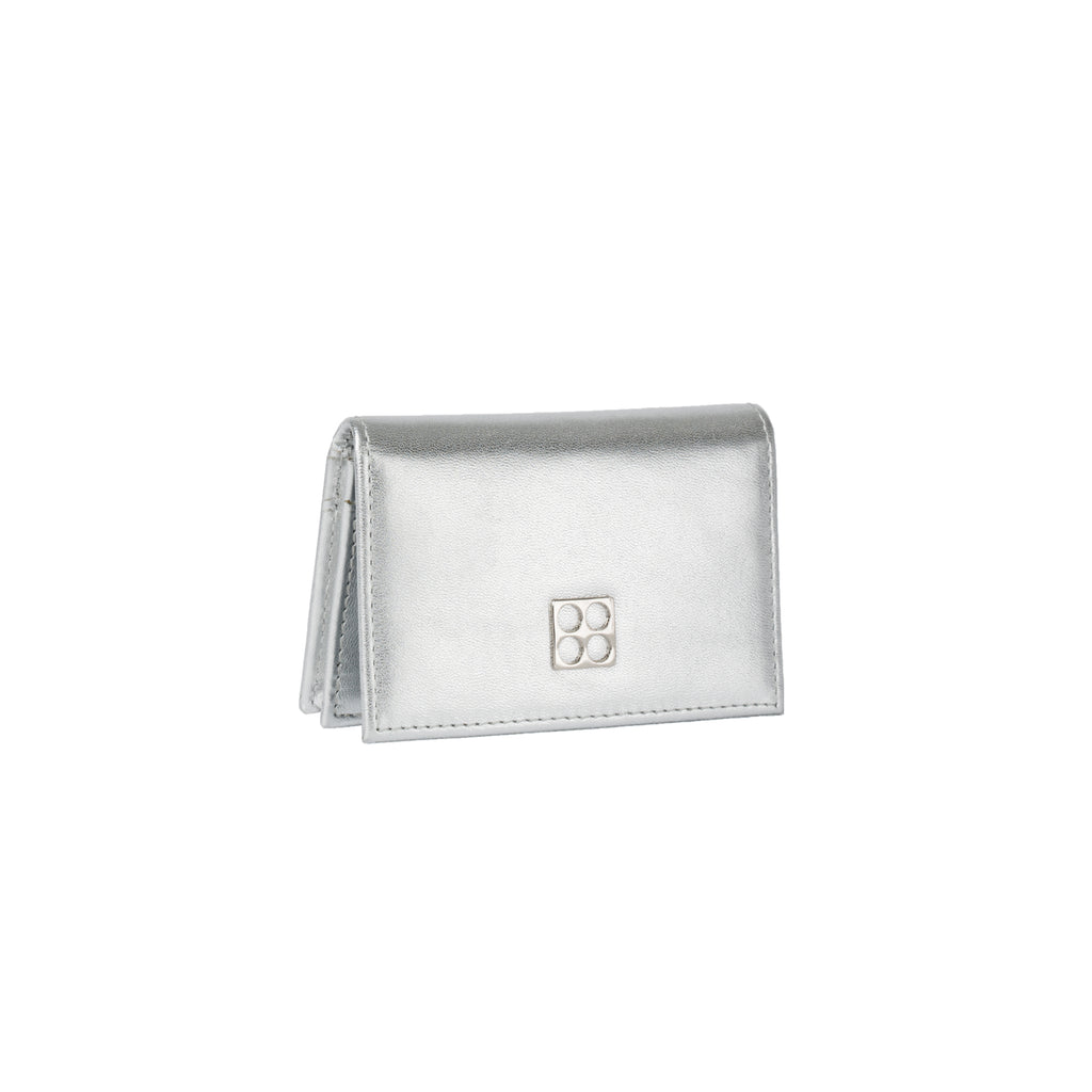 Enchanted Wallet in Silver | Parisa Wang | Featured