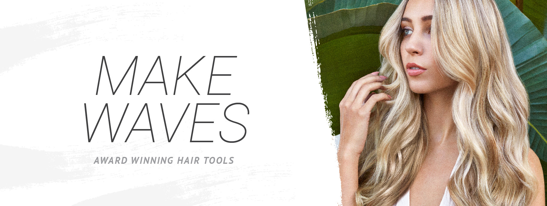 Make Waves with the Beachwaver!