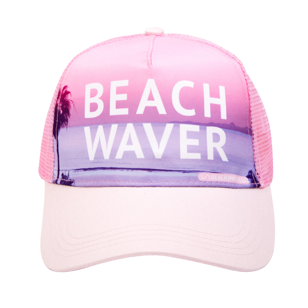 Beachwaver Surf Hat - The perfect hat never goes out of season.