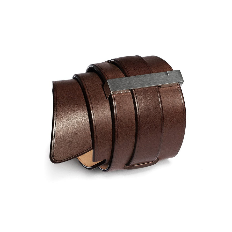 Bracelet de force marron,