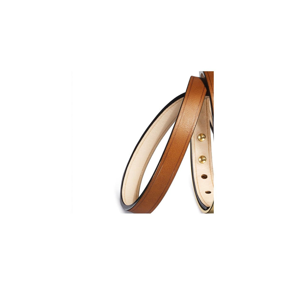 Lanière cuir interchangeable triple tour, Bracelet U-TURN