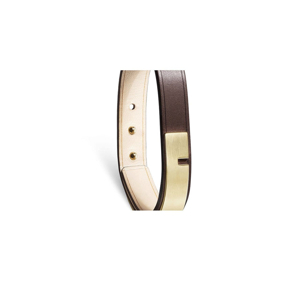 Lanière cuir interchangeable simple tour, Bracelet U-TURN