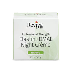 Reviva Elastin Night Cream 1.5 oz