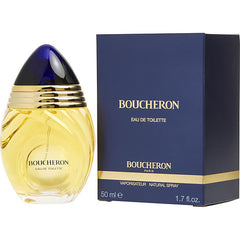 Boucheron Women`s Eau De Toilette Spray 1.6 oz
