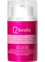 12 BENEFITS PINK ADDICTION 1.7 OZ