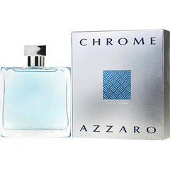 Azzaro Chrome Men's Eau De Toilette Spray 3.4 oz GWP