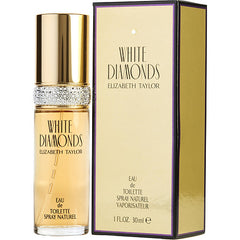 Elizabeth Taylor White Diamonds Women`s Eau De Toilette Spray 1 oz