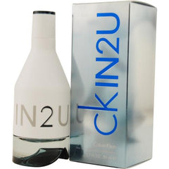 Calvin Klein Ck In2u Men`s Edt Spray 1.7 oz