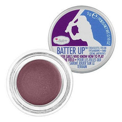 The Balm Batter Up Creaseless Cream Eye Shadow- Grand Slam Pam