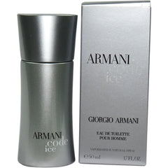 Giorgio Armani Code Ice Mens Eau De Toilette Spray