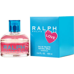 Ralph Lauren Ralph Love Womens Eau De Toilette Spray 3.4 Oz