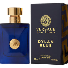 Gianni Versace Dylan Blue Women's Eau De Parfum Spray 1.7 Oz