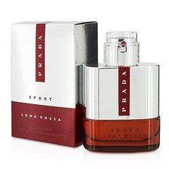 Prada Luna Rosa Sport Men's Eau De Toilette Spray 1.7 oz