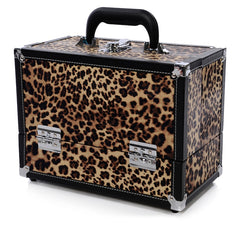 Danielle Make-up Case leopard