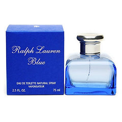 Ralph Lauren Blue Women`s Eau De Toilette Spray 2.5 Oz