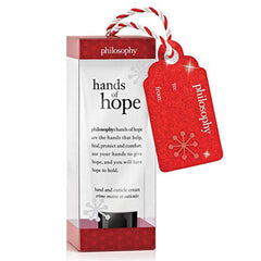 Philosophy Hands Of Hope Holiday Ornament (Boxed) 1 Oz