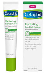 Cetaphil Hydrating Eye Gel-cream .5 Oz