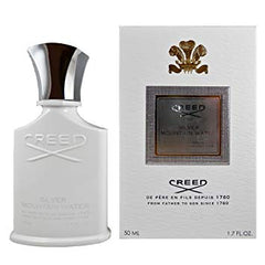 Creed Silver Mountain Water Eau De Parfum Spray 1.7 Oz