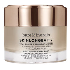 Bare Escentuals Skin Longevity Sleeping Gel Cream 1.7 oz