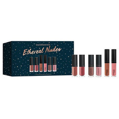 Bare Minerals Etheral Nudes Lip Holiday Collection