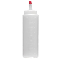 Soft N Style Applicator Bottle-Red Yorker Cap 8 oz