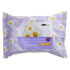 Beauty Treats Make Up Cleansing Tissues 30ct. Ultra Calming