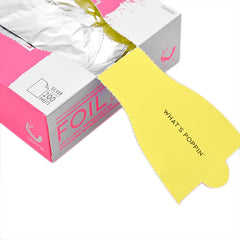 Colortrak Foil Pop-up Sheets Pre-folded 200ct