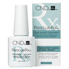 Creative Nail CND Rescue Rx Nail Treatment .5 oz