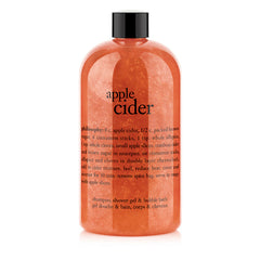 Philosophy Apple Cider Christmas Shower Gel 16 Oz