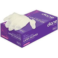 Diane Vinyl Gloves Small 100 Pack