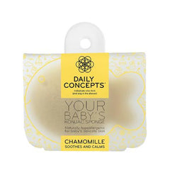Daily Concepts Your Baby Konjac-Chamomile