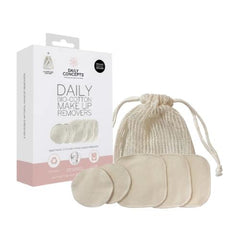 Daily Concepts Daily Bio-Cotton Makeup Removers