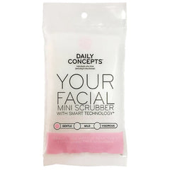 Daily Concepts Your Mini Facial Scrubber