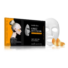 Double Dare OMG! Duo Mask-Gold Therapy