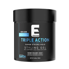Elegance Triple Action Styling Gel Earth 8.4 oz