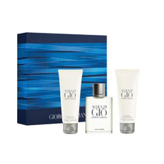 Giorgio Armani Acqua Di Gio Men's Holiday Set 3-pc