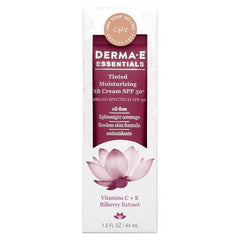 Derma E Tinted Moisturizing BB Cream SPF30+ 1.5 oz