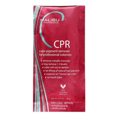 Malibu C CPR Color Pigment Remover Packette .7 oz