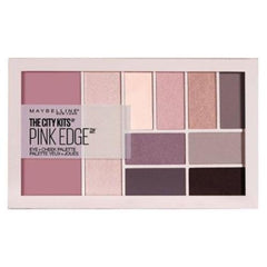 Maybelline The City Kit All in One Eye and Cheek Palette Pink Edge