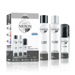 NIOXIN SYSTEM 2 KIT 3 PIECE FOR NOTICEABLY THINNING HAIR