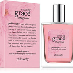 Philosophy Amazing Grace Women's Magnolia Eau De Toilette Spray 2 oz