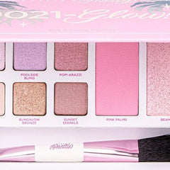 Petite N Pretty 9021-0 Bungalow! Eye And Cheek Palette