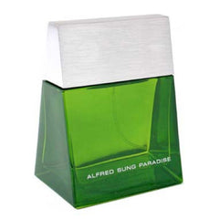 Alfred Sung Paradise Men`s Edt Spray 1.7 oz
