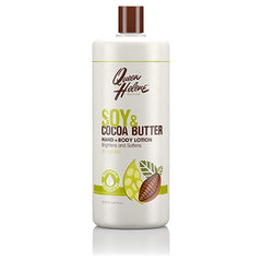 Queen Helene Soy And Cocoa Butter Hand And Body Lotion 32 oz